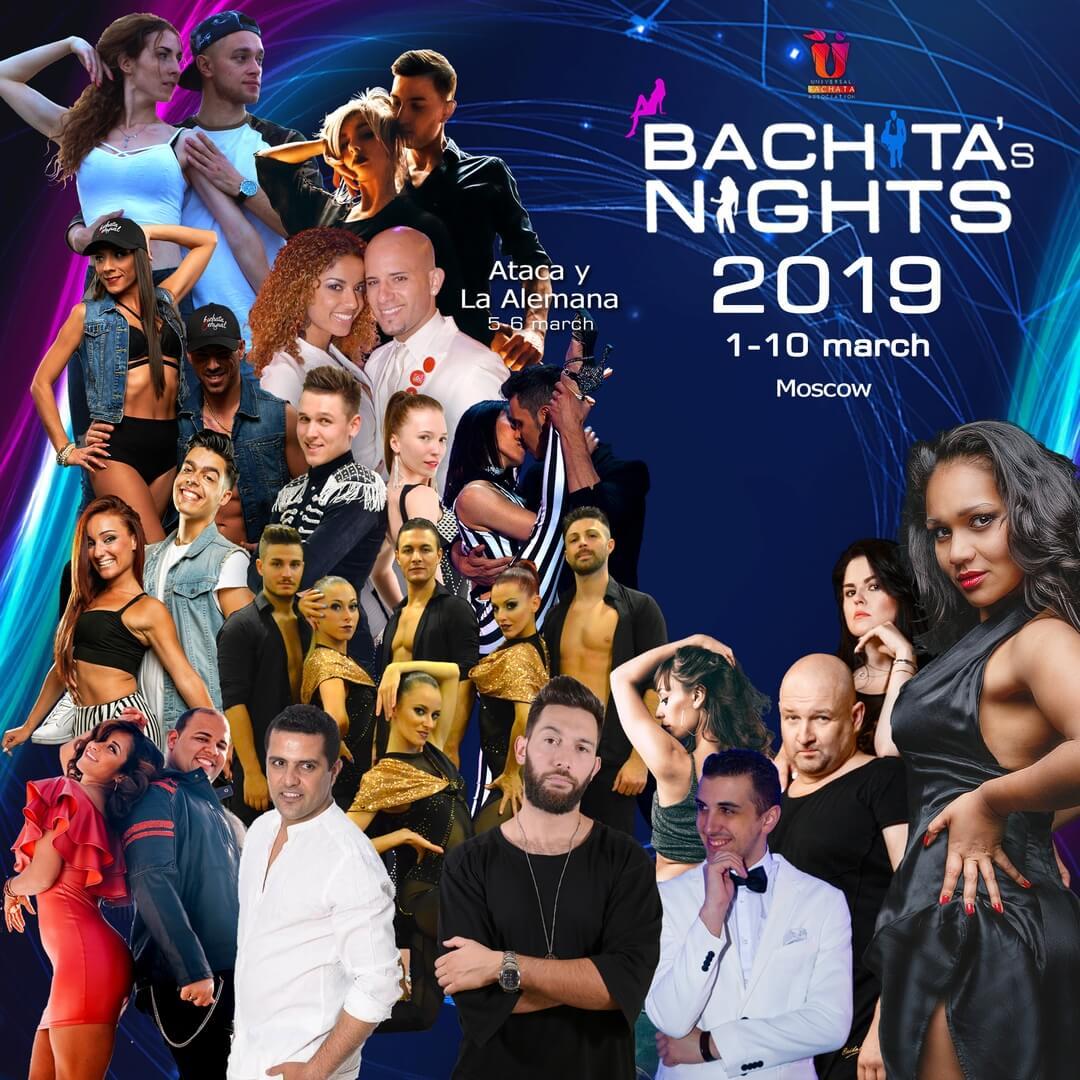Bachata's Nights 2019