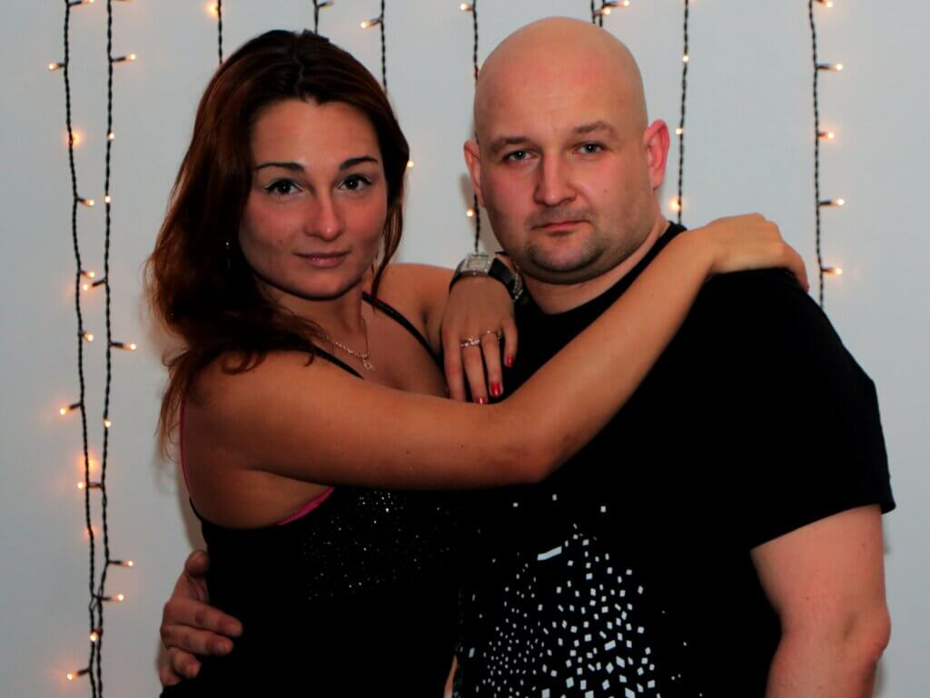 Александр Костенко и Анастасия Павлова