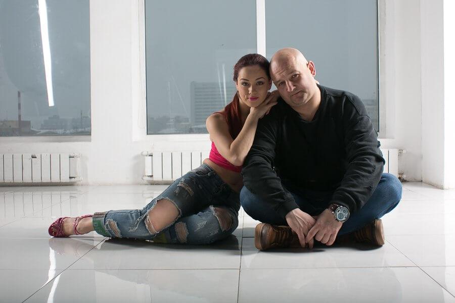 Александр Костенко и Мария Лунёва