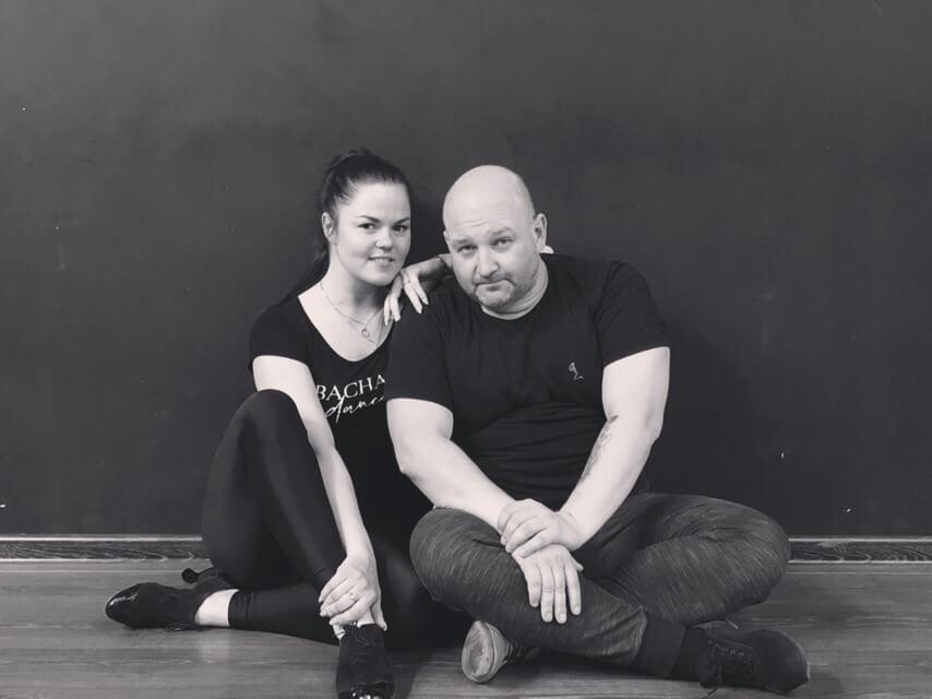 Александр Костенко и Валерия Катайкина