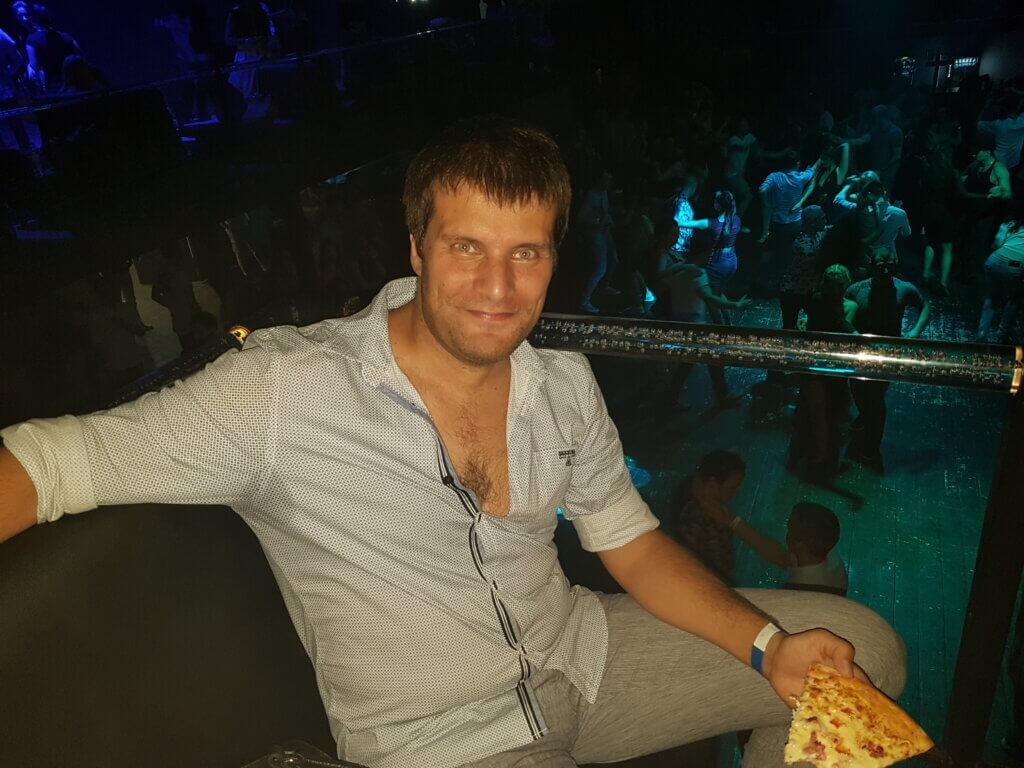 Вечеринка SBK RUSSIA