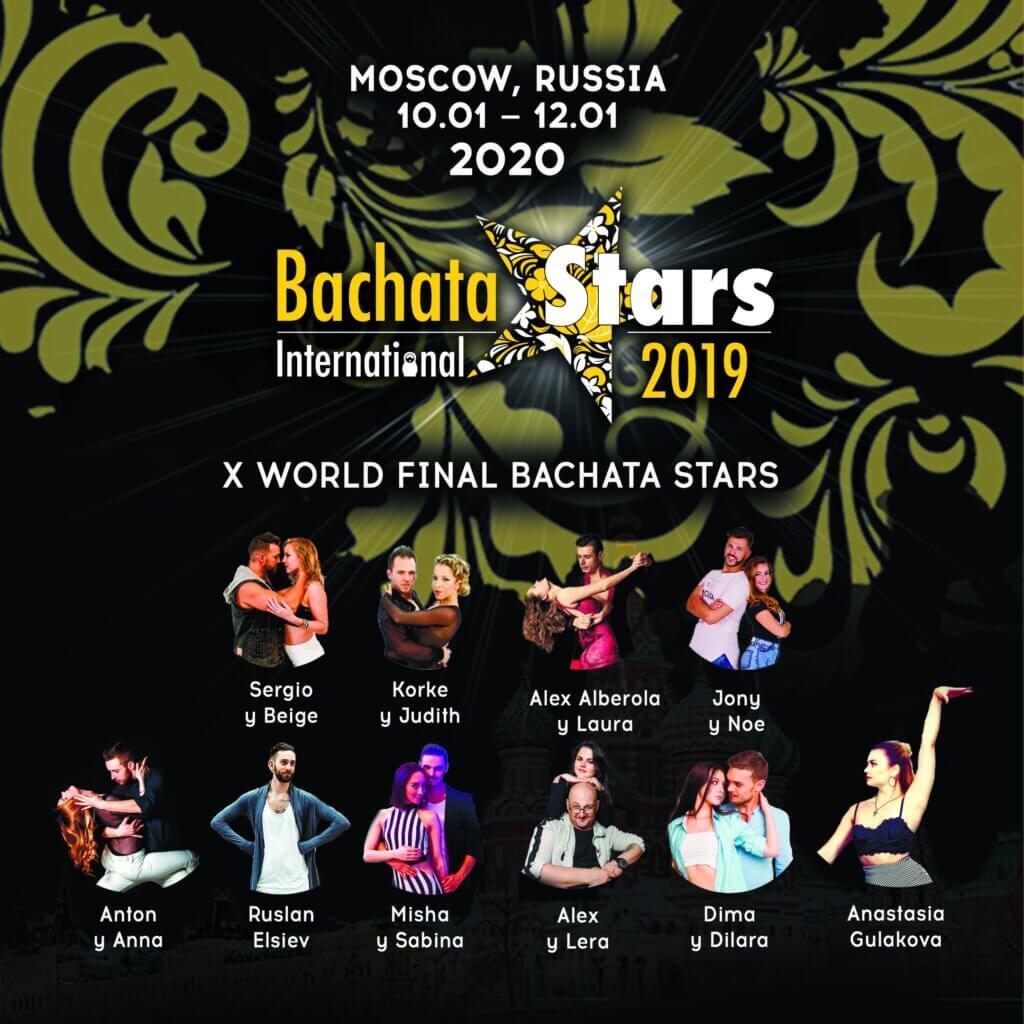 World Final Bachata Stars International Moscow