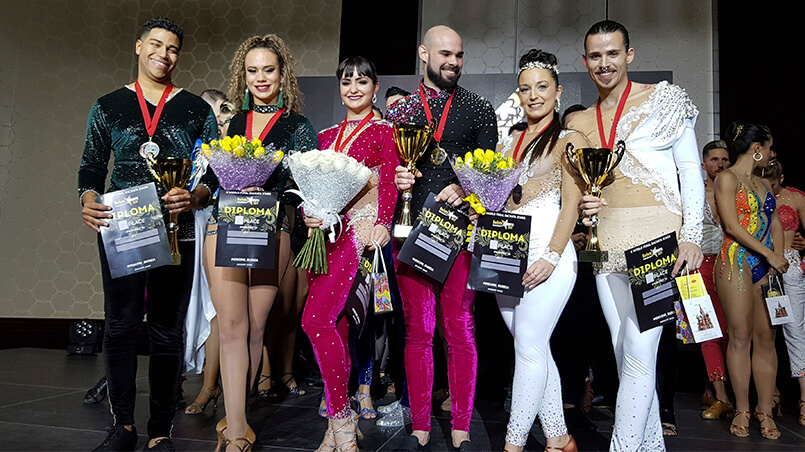 World Final Bachata Stars International Moscow 2019