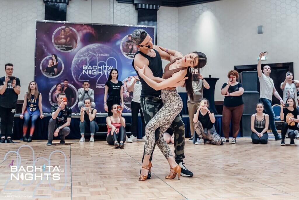 Дмитрий Статных и Анна Белых.
